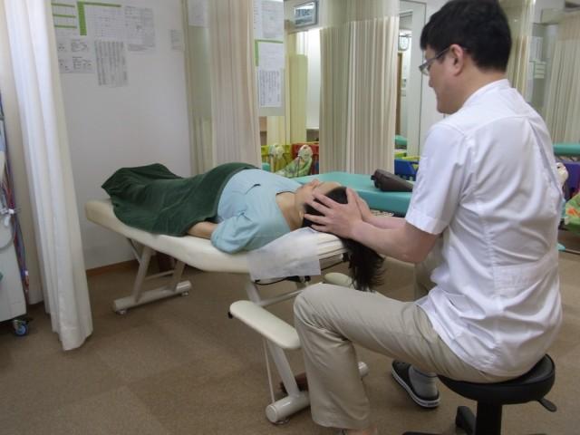 妊婦さんの治療2